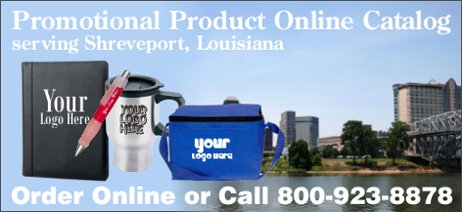 Promotional Products Shreveport, Louisiana
